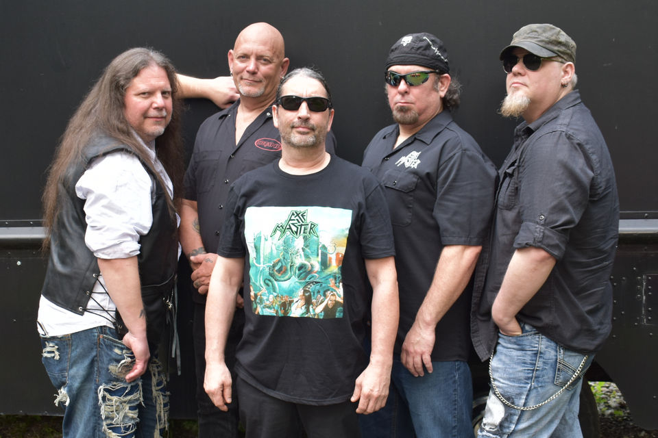 Axemaster US heavy metal band