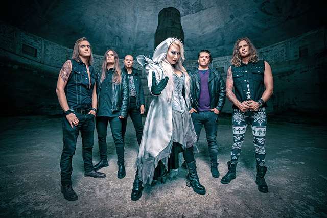 Battle Beast power metal