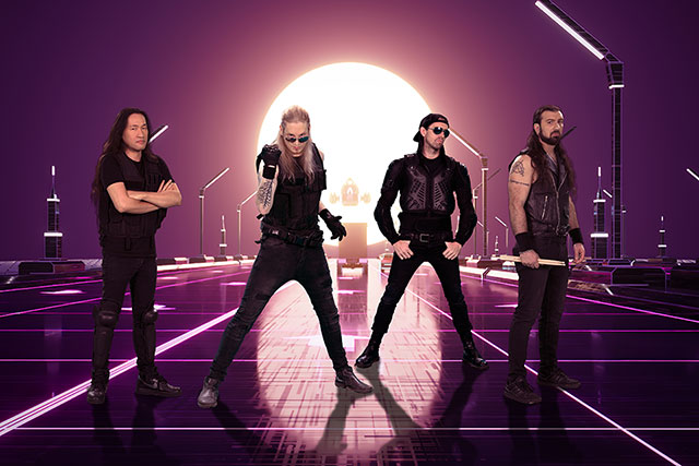 Power Metal Dragonforce 2019