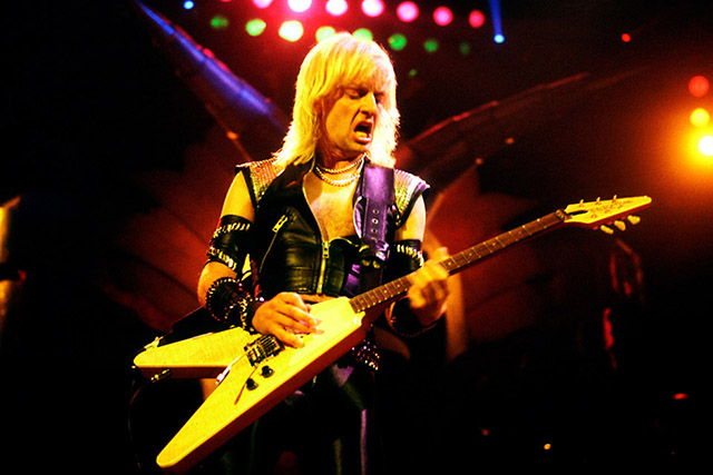 Judas Priest K.K. Downing