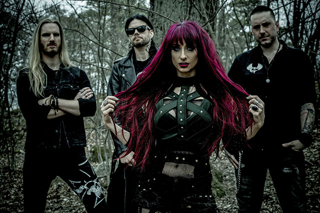 Swedish metal band Liv Sin