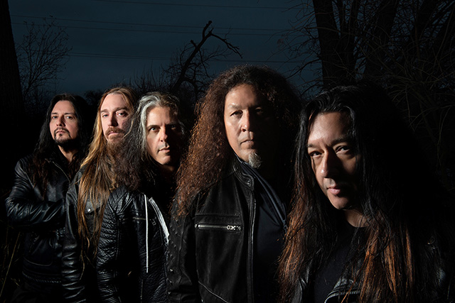 Testament thrash metal